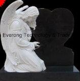 Amore/angeli/America/Europa/innovazione/marmo/scultura/pietra tombale personalizzata