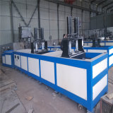 FRP GRP 섬유유리 다른 크기 및 제품 단면도 Pultrusion 기계