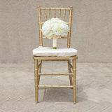 Restaurante muebles silla Chiavari sillas Tiffany Silla de Comedor modernas para la boda