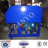 수동 높은 능률적인 압박 디젤유 필터 시스템