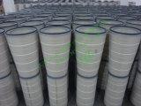 Cartucho de filtro de entrada de ar para turbina a gás