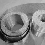 プラスチック押出機のための角目のステンレス鋼フィルター金網