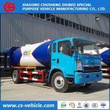 HOWO 6X4 12000liters 12m3 6mt LPG Gas-füllender Becken LPGBobtail für Verkauf