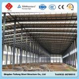 Structure en acier à faible coût d'ateliers