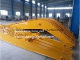 les pièces de machines de construction d'excavatrice de 18m longtemps atteignent le boum pour le boum et le bras normaux de Kobelco Sk330