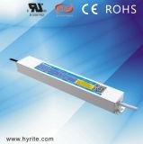 12V 150W IP67 Fuente de alimentación delgado LED a prueba de agua de alta eficiencia con CE TUV