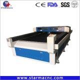 1325 Professional tela cuero CNC cortadora y grabadora láser CO2 de 100W 130W
