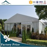 Наградное шатёр Big Event Tent Outdoor Clear Glass Wall VIP с Integrated Cassette Floor для Merchandising