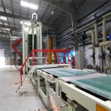 Le tableau Lifter, de contreplaqué/Ligne de production de panneaux de particules, de contreplaqué machines de travail de la machine