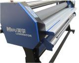 Máquina de papel fría de la laminación de la Solo-Cara neumática de Mefu Mf1700-M5