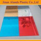 Prix d'usine miroir feuille acrylique pour toutes les couleurs