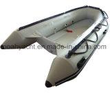 Barca di alluminio 12FT della nervatura di Hypalon