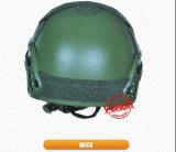 Nijは速いヘルメットの緑色を証明した