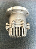 De Klep van de Voet van het Roestvrij staal JIS 10k/150lb (H42W-10K-DN150)