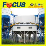 Steuerkonkrete stapelweise verarbeitende Pflanze PLC-240m3/H, konkrete Mischanlage Hzs240