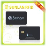 Payment를 위한 접촉과 Contactless RFID Composite Card