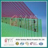 358高い安全性の塀の反上昇によって溶接される金網の塀