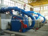 Pelton гидроэлектрическое - генератор генератора/турбины гидроэлектроэнергии