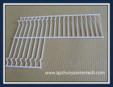 PVC Coated Wire Shelf de Fridge d'usine pour Food Storage