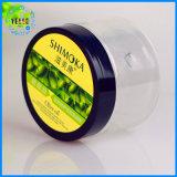 250ml de plastic Verpakkende Kruik van het Veredelingsmiddel van het Haar