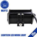 4X4 de 5 pulgadas de Automoción Offroad 72W manchas de luz LED de trabajo Bar