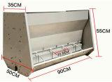 Alimentatore Asciutto-Bagnato automatico per il silo dell'alimentazione della depressione del lato del doppio della scrofa nel Canada