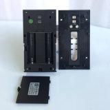 Drahtloses videotür-Telefon mit Batterie 166 Grad-WeitwinkelNachtsicht WiFi Video-Türklingel