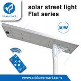 LEDランプの街灯80Wの統合された太陽街灯