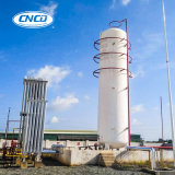 Tanque de armazenamento criogênico do aço inoxidável do CO2 do argônio do nitrogênio do oxigênio líquido de preço do competidor
