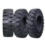 4.00-8 Carro pneu sólido da China Fabricante ISO por grosso