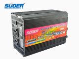 Suoer 1000W 24V à l'inverseur modifié par 220V d'énergie solaire d'onde sinusoïdale avec le chargeur (HAD-1000D)