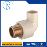 Acessórios Metric PVC 90 graus Copper Thread Elbow Female Elbow