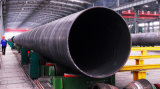 1개의 미터 직경 강관, 기름 강철 파이프라인 나선 관