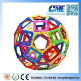 Het creatieve Intellectuele Speelgoed van Kerstmis met Magneten