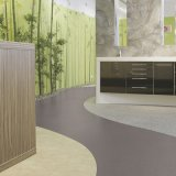 Rullo di marmo dell'interno del vinile per costruzione commerciale