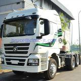 Vrachtwagen van de Tractor van Shacman M3000 6X4 de Gebruikte