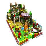 O tema profissional da floresta de Niuniu personalizado caçoa o campo de jogos interno
