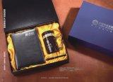 Goedkope Prijs met de Agenda van het Leer van de Doos van de Gift