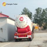 3 Kleber-Puder-Beförderung- mit Tankwagenschlußteil des Axel-30m3 für Verkauf