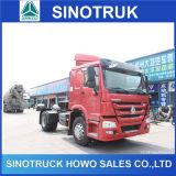 De MiniTractor van Sinotruk HOWO 4X2 aan de Markt van Afrika