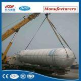 De cryogene Vloeibare Tank van de Opslag van Dioxid van de Koolstof