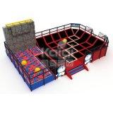 Trampolino di vendita caldo della sosta per la strumentazione di sport con il cerchio di pallacanestro