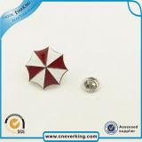Placage en or Badge en métal personnalisé en forme de métal