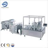 Completamente automática de llenado de líquido e Capping Machine, Máquina de Llenado de aceite embotellado Eliquid