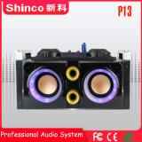 Shinco小型Bluetoothの実行中の無線携帯用スピーカー