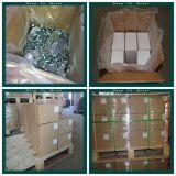 Écrou de blocage en nylon Hex de garniture intérieure de qualité/noix de verrouillage en nylon