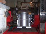 De Gietlepel van de verscheidenheid in de Fabriek die van de Gieterij wordt gebruikt