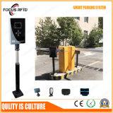 Sistema do controle de acesso do veículo da escala longa RFID da freqüência ultraelevada com distribuidor do cartão