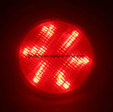 Il raggruppamento subacqueo di RGB PAR56 LED del pattino del getto illumina 24W la prova dell'acqua del IP 68
