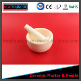 Heatfounder un 99% de cerámica alúmina mortero